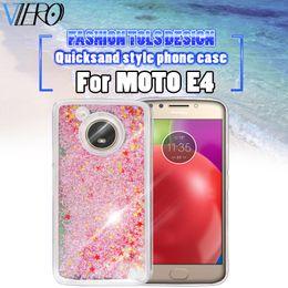 Wholesale Sprint Phones Wholesales - Flash powder paper TPU+PC For Motorola E4 moto e4 Verizon Sprint Boost Mobile phone case