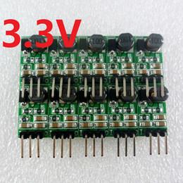 regulador dc Rebajas 10pcs DC DC Paso-Down Buck convertidor 5-40V a 3,3 V Tensión Módulo Regulador para Arduino Mini Pro tablero