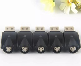 Wholesale Usb Charger Line Cigarette - Ego Usb Charger Without Cable Wireless Ego Charger Adapter Black Usb Cable Line For All Ego 510 Electronic Cigarette E Cig