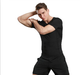 Wholesale Men S Tight Running Shorts - Outdoor sports running tights