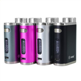 Wholesale Box Evic - Original ecig 2200mAh pioneer 75w TC box mod vape mods temp control battery For Mleo 3 Mini vaporizer tank Joyetech eVic vtwo mini
