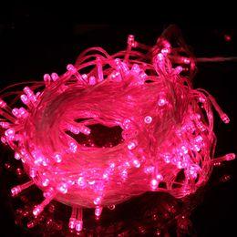 Wholesale Outdoor Wedding Lights For Sale - LED lights Christmas crazy sales 10M   PCS 100 LED light string decorative lights 110V for the party wedding led Christmas fla