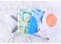 Rideau de douche en tissu PEVA Rideau de douche en tissu pour la maison ? partir de fabricateur