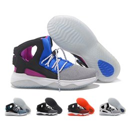 Wholesale Huaraches Basketball Shoes - 2017 New Arrival Air Flight Huarache N7 Basketball Shoes Men High Quality Huaraches Athletic Hot Sport Trainers Sneakers Size 7-12
