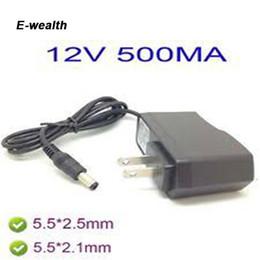 Wholesale 12v 9v Converter - AC 100V-240V Converter Adapter DC 12V 1A   9V 1A   5V 2A   12V 500mA Power Supply US plug ( 50PCS 100PCS free Express shipping )