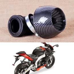 Wholesale Pit Bike Air Filter - 35 42 48mm Air Filter fit for 150cc & 250cc Scooter Moped Dirt Bikes ATV Quad Go kart Pit Bike