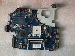 Wholesale Wifi Gateway - For Gateway nv55s Laptop Motherboard P5WS5 LA-6973P MBWY102001 DDR3 AMD Socket FS1 Notebook Systemboard