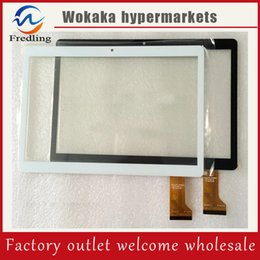 Wholesale Touch Screen Pads Replacement - Wholesale- New 9.6 -inch MGLCTP-90894 2015.05.27 RX18.TX28 Touch Screen Panel Replacement 222*157 mm Tablet PC Touch Pad Digitizer