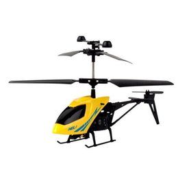 2019 aerei remoti elettrici Best seller drop ship RC 2.5CH Mini elicottero Radio Remote Control Aircraft ChannelAuto mini aeromobili telecomandati