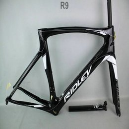 Wholesale Di2 Frames - Carbon Road Bike Frame 2017 Di2 and Mechanical Super Light carbon road Frame+Fork+headset carbon bicycle frame T1000 free shipping