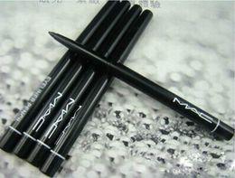 Wholesale Black Pencil Box - NEW 20 PCS Lot Make Up Black   Brown Eyeliner Pencil EYE KOHL Eye Liner Cosmetics With Retail Box Free Shipping
