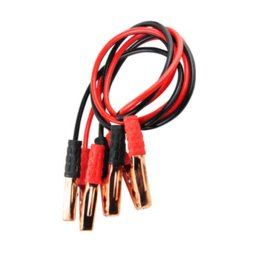 Wholesale Ride Auto - 2M 500A Cars Trucks Emergency Battery Cables Car Auto Power Jumper Booster Cable Emergency Kit Accessories Ride Firewire