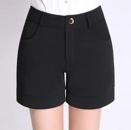 Pantalons les plus minces femmes chaudes en Ligne-Marque nouvelle été femme grande taille était mince pantalon décontracté hot pants marée WS025 Short