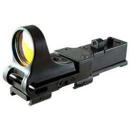 Wholesale C More Red Dot Sight - Black C-More Clone Red Dot Rifle Pistol Sight fits for 20mm Standard Rail