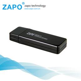 Wholesale Tp Link Mini Wifi - Original ZAPO Brand New TP-LINK 300Mbps Mini Wireless adapter USB Wifi Adapter Free shipping Wireless network card