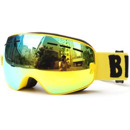 Lunettes de ski d'hiver en gros- adultes lunettes coupe-vent anti-buée ski lunettes lunettes de neige neige lunettes de ski snowboard lunettes de neige P15 ? partir de fabricateur