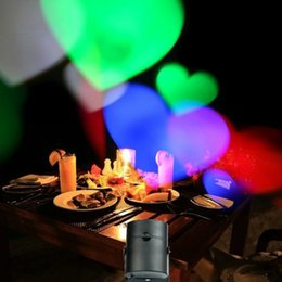 2019 laserlichtformen Lichter des Nachtclubs 3w führten Laserprojektorkartenlampe geführte Laserlichtschneeflocke, herzförmige Süßigkeit formten Schädel für Halloween-Dekoration rabatt laserlichtformen