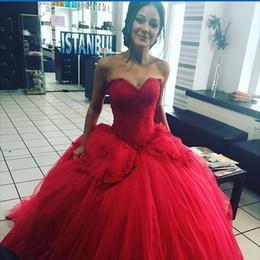 Moda Kırmızı Dantel Gelinlik 2017 Yeni Stil Sevgiliye Aplikler Sıcak Satış Balo Gelinlik Vestido De Noiva nereden