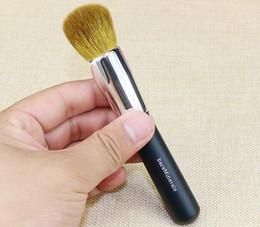 Wholesale Perfect Powder - 2017 Hot New Bare Minerals Perfecting Face Brush Multipurpose Liquid Foundation Brush Premium Face Makeup Brush Face Foundation Brushes