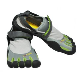 Wholesale China Slip Shoes - Wholesale-Sale China Brand Design Rubber with Five Fingers Outdoor Slip Resistant Breathable Lightweight Mountaineer Shoes for women Men