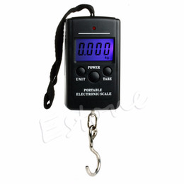 Wholesale Scale 88lb - 40kg 88Lb 1410oz Digital Handy Scales Luggage Fishing