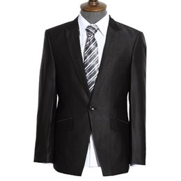 Wholesale Cheap Casual Jackets Men - 2017 New Jackets New Men Suits Jacket Factory Direct Cheap New Formal Wedding Men Suits Fashion Casual Suits jacks only For Men