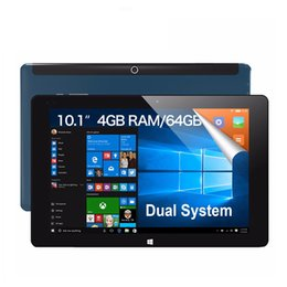 """Wholesale Tablet Dual Os - Wholesale- iWork10 ultimate 10.1"""" Tablet PC Dual Boot Windows10 + Android 5.1 Intel Quad Core 4GB RAM 64GB ROM 10.1 Inch IPS 1920*1200 HDMI"""