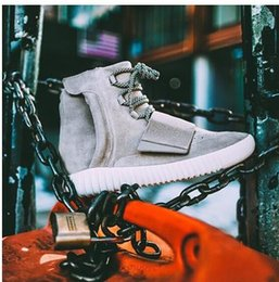 Wholesale Cheap Plain Cotton Fabric - Hot Sale Boost 750 Blackout Outdoor Sneakers,discount Cheap Kanye West Boosts 750 Boosts, Skateboard Shoes,Sneakeheads Mens shoes