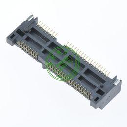Wholesale Nissan Card - MOLEX connector supply genuine MINIPCIE 52P wireless card slot connector height 5.6