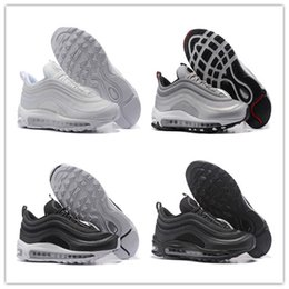 Wholesale Deep Online - New 2017 MAX 97 OG Silver Bulle Running Shoes Fashion Athletic Casual Sports Online Mens Women Sneakers Athletics Shoes Best Quality