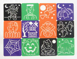 halloween stencil art stencil template art funhalloween - Kids Drawing Stencils