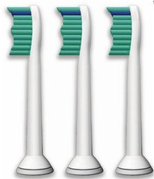 Wholesale Electronic Toothbrush Heads - 2017 HX6013 Sonicare Toothbrush Head 3heads in one Box packaging Electronic Replacement Heads For Phili Sonicare ProResults
