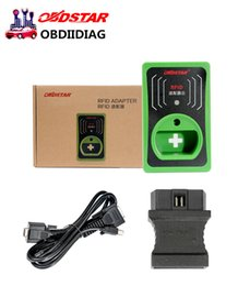 Wholesale Rfid Reader Bluetooth - OBDSTAR RFID For VW 4&5 Generation Chip Reader Immo VW Audi Skoda Seat 4&5 GEN for VW Immo Emulator Immobilizer