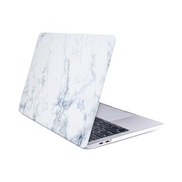 "Wholesale Brand New Apple Macbook Laptop - Brand New Cae Gold Marble Rubberized Hard Protective Shell Case Covers For Apple Macbook Air 11"" 13"" 15"" inch Pro Retina"