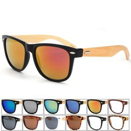 Wholesale Bamboo Wood Sunglasses Men Wholesale - 2016 Fashion Bamboo Sunglasses Men Wood sun glasses Oculos De Sol Masculino Wooden Sunglasses Women Brand Designer Gafas De Sol wood glasses