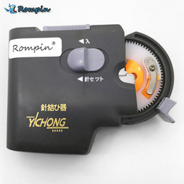 Wholesale Automatic Lure - Rompin electric Automatic Machine Fishing Hook Line Tier for lure Fishing hook Tackle