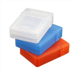 """Wholesale Wholesale Hdd Cover - Wholesale- 3pcs 2.5 """"External Enclosure Case Cover for HDD SATA IDE HDD"""