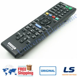 Wholesale Original Blu Ray - Wholesale- [ ORIGINAL] Remote Control RM-ADP057 Fit For SONY BDV-T58 -T28 -E580 -E380 -E880 -E280 -E980 -L600 Blu-ray disc Home Theater