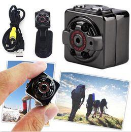 Wholesale Sharp Vision Camera - SQ8 Full HD 1080P Mini Car New DV DVR Camera Hidden Camcorder IR Night Vision Mini Camera DV Night Video PRUS - Free Shipping + Free Gift