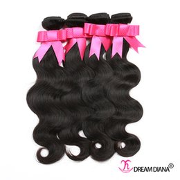 Wholesale Mongolian Weave Prices - Chinese Hair Weave Body Wave Unprocessed Virgin Remy Hair Body Wave Bundles 4pcs  Lot Human Hair Weave Factory Prices