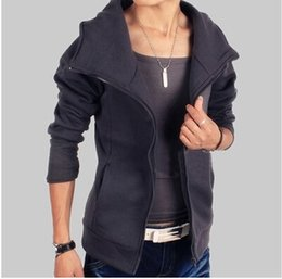 Wholesale Wholesale Hoodies For Men - Wholesale-New Arrival 2016 Man's Sweatshirt Casual Soft Thick Men Hoodies Warm Hoodie Tracksuit Popular For Male Plus Size