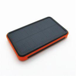 Wholesale Solar Charge Bank - New style Waterproof solar power bank 30000mah bateria externa solar charger powerbank for mobile phone for pad Mobile phone charging
