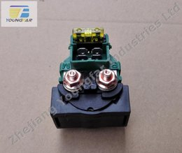 Wholesale Starter Scooter - Starter relay Starter solenoid for Scooter CF250 Elite CH125 CH150 CRF150F CRF250F CH250 CB250 CN250