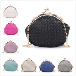 Wholesale Checkered Purse - Two Size Baby Girls Leather Shoulder Bags Kid's New Fashion Mini Wallets Baby Girls Lovely Purse Mom's Party bag Gift for baby kids CK033