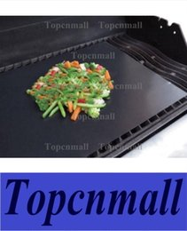 Wholesale Wholesale Stick Pack - Reuseable Barbecue Grilling Liner BBQ Grill Mat Liner Non-Stick Barbecue Cooking Baking Mat Sheet OPP Packing
