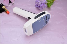 Wholesale Permanent Hair Remover Laser - IPL Laser Hair Remover Permanent Removal Home Pulsed Laser Acne removal Home Use Skin Facial Rejuvenation