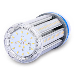 Wholesale E27 Led Corn Bulb Outdoor - 54W Daylight LED Corn Light Bulb for Indoor Outdoor Base 5500Lm Cool White, for Metal Halide HID HPS Replacement High Bay Warehouse