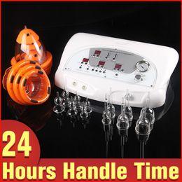 Wholesale Medium Vacuum Pump - Breast Enhancement Enlarge Lifting Vacuum Pump Vibration Massager Body Sculpture Photon Rejuvenation Facial Care Slimming Beauty Eqyupment