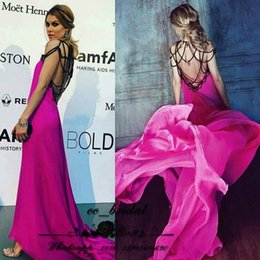 Wholesale Photography Evening Dress - Sexy Backless Pearls Pregnancy Photography Dress Long Train Arabic Evening Gowns Brand Design Plus Size 2017 Formal Red Carpet Dress