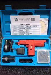 Wholesale Lock Pin Opener - Newest 2017 LSL upgrade version Electric Cordless 45 & 55 pins Lock Picks Gun Dimple Lock Bump Locksmith Tool Set for door opener